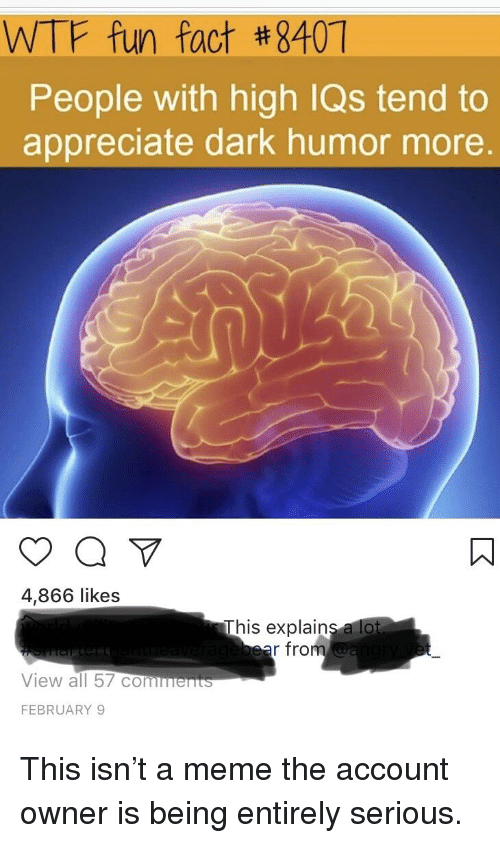 dating someone with high iq Brain images reveal the secret to higher iq  if white matter is linked to both processing speed and iq,  and covers dating back to 1899 10% discount to.
