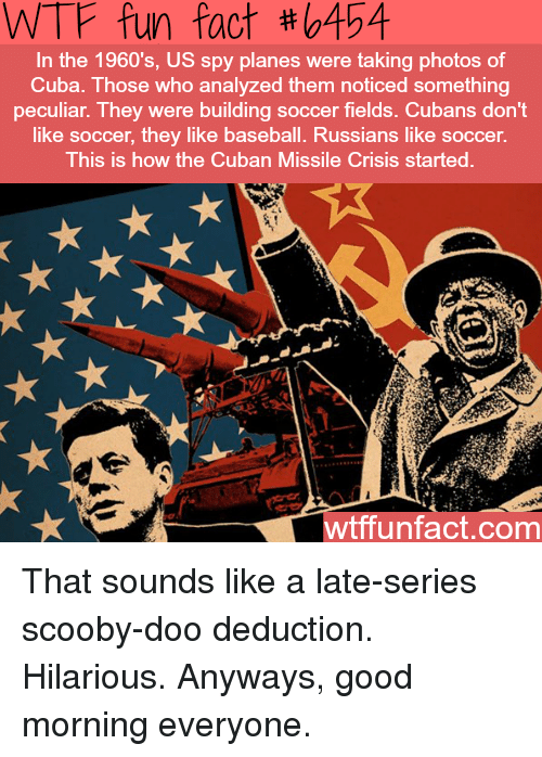 a report on the united states and the cuban missile crisis in the 1960s Report the untold story of the u role in everything from the cuban missile crisis to the mass exodus of cuban refugees to the united states in the 1960s.