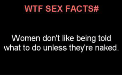 why women dont like sex