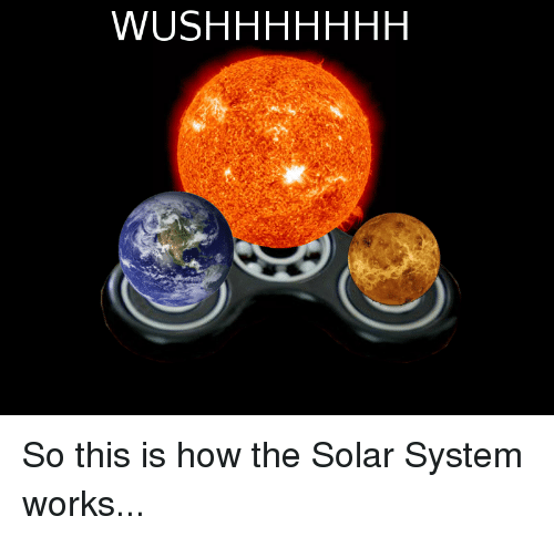 silly meme solar system - photo #21