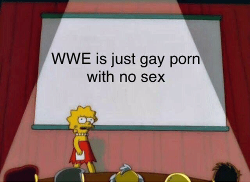 WWE cartoon porno
