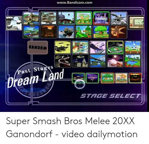 Wwwbandicamcom Random Past Stages Dream Land Stage Select