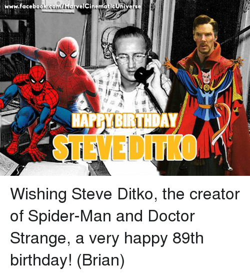Wwwfacebook Com Marvelcinematicunivers Happy Birthday Wishing Steve