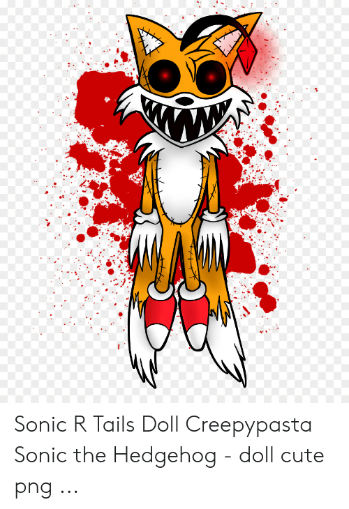 Www Sonic R Tails Doll Creepypasta Sonic the Hedgehog - Doll