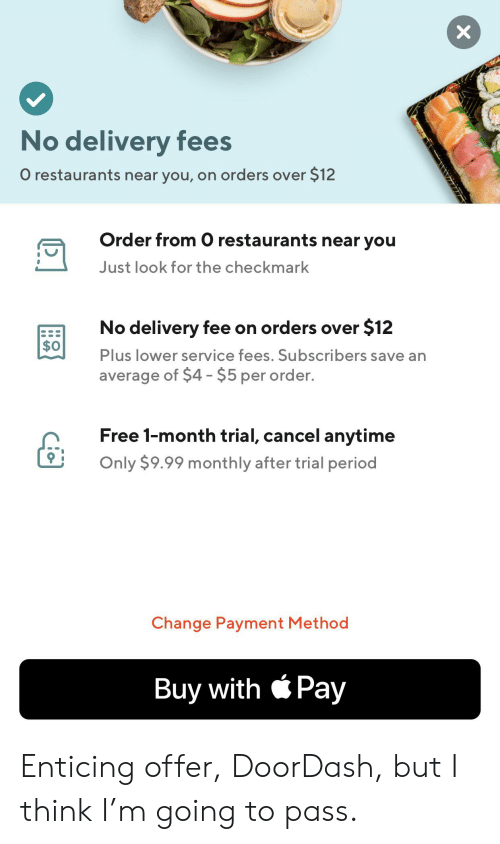 X No Delivery Fees O Restaurants Near You On Orders Over 12