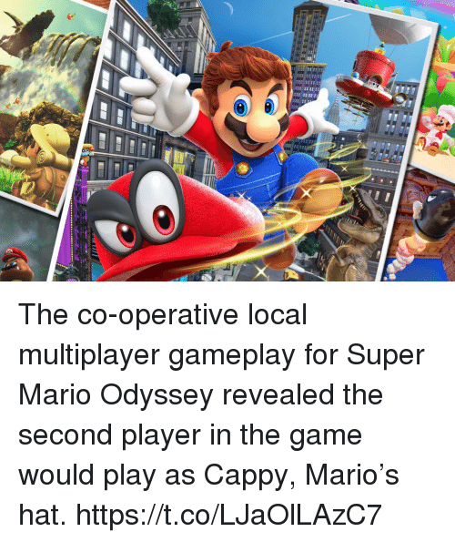 Search Super Mario Odyssey Memes on SIZZLE