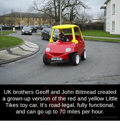 x496 hlb uk brothers geoff and john bitmead created a 20580986 ✅ 25 best memes about toy cars toy cars memes,Electric Car Meme