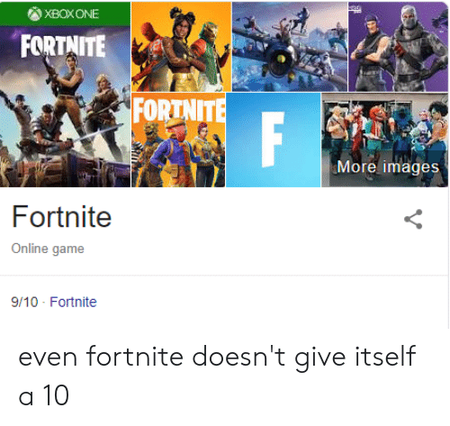 XBOX ONE FORTNITE FORTNIT More Images Online Game 910