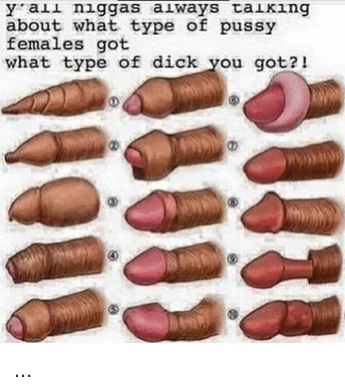 different types of girls pussy