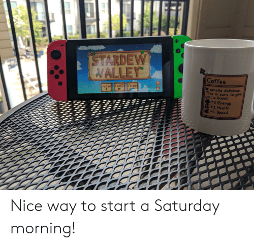 Y Stardew Valley Coffee It Smells Delicious This Is Sure To