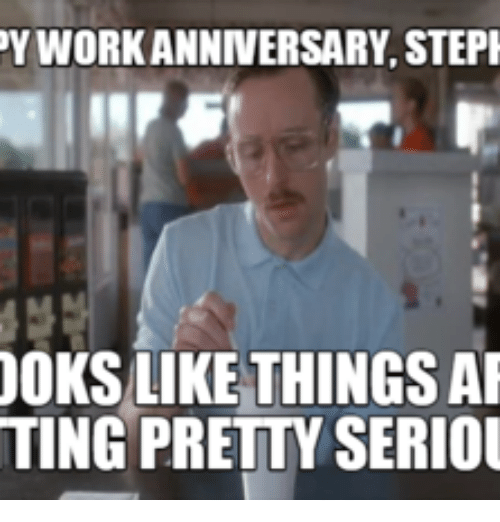 25 best happy 10 year work anniversary memes tingly
