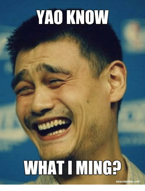 yao know what i ming easymermes com 27037379 ✅ 25 best memes about yao yao memes,Yao Ming Meme Png
