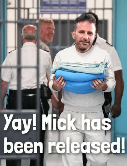 Memes, Been, and 🤖: Yav! Mickhgs  been reledsed