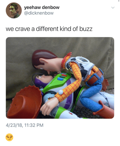 Yeehaw Denbow We Crave a Different Kind of Buzz LRS 42318