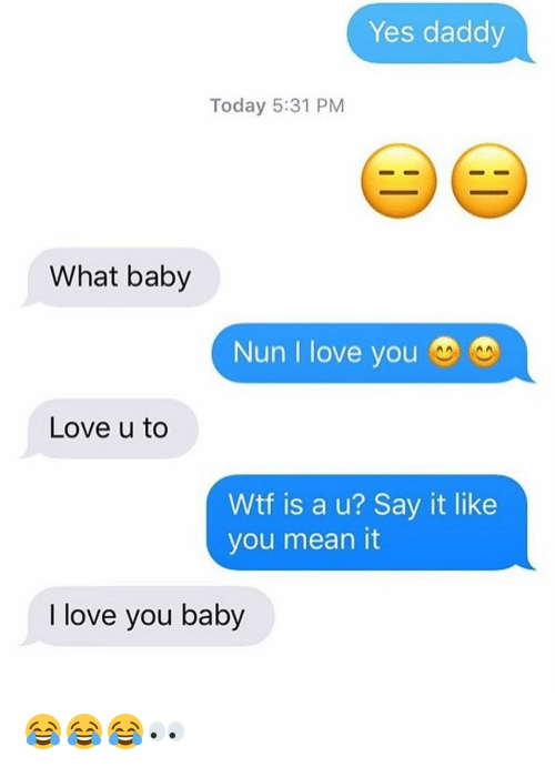 how to say i love u baby in italian
