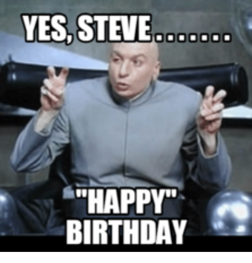 yes steve happy birthday 16219775 ✅ 25 best memes about doctor who happy birthday meme doctor