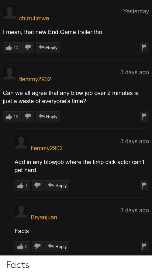 Blow Job trailer