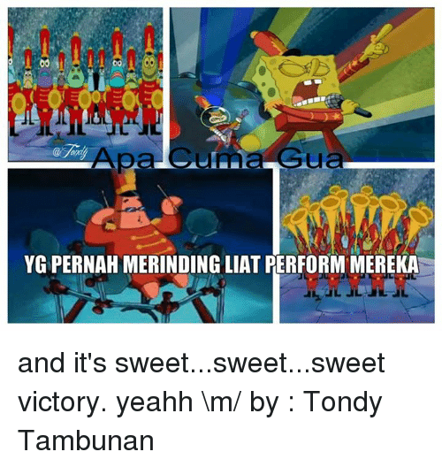 Sweet Victory