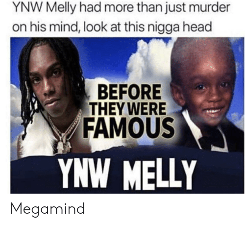 YNW Melly Had More Than Just Murder on His Mind Look at This