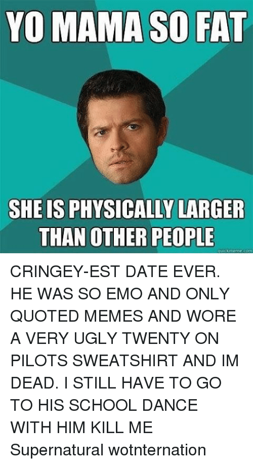 What dating sites are best for fat or ugly people