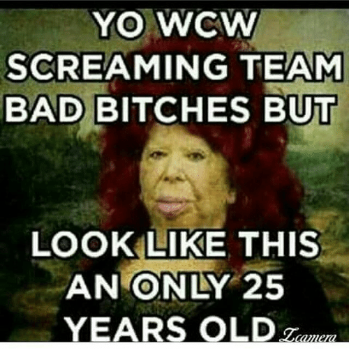 like bad bitches