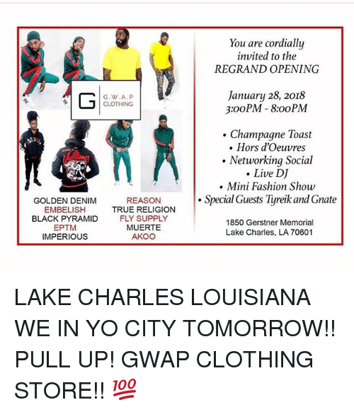 Clothing stores lake charles la