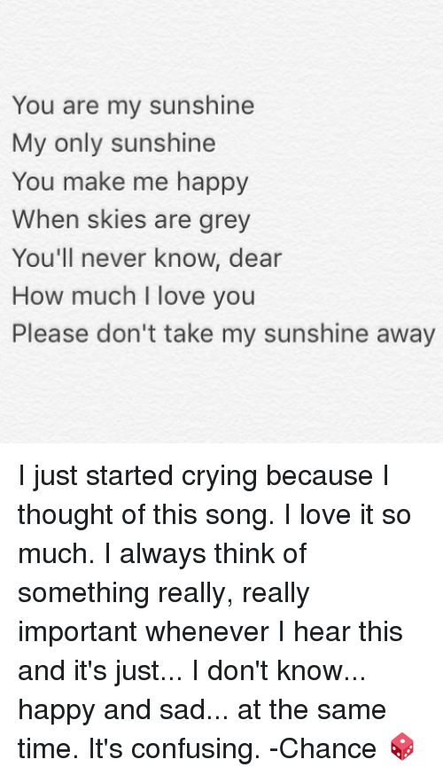 how much i love you song