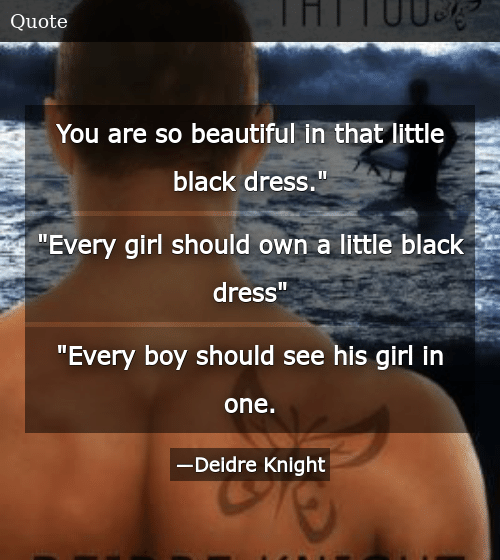 5e8a15955 You Are So Beautiful in That Little Black Dress Every Girl Should ...