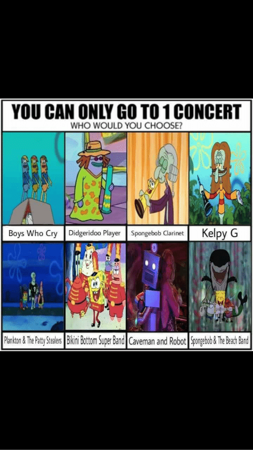 5813c9139 YOU CAN ONLY GO TO 1 CONCERT WHO WOULD YOU CHOOSE? Boys Who Cry ...