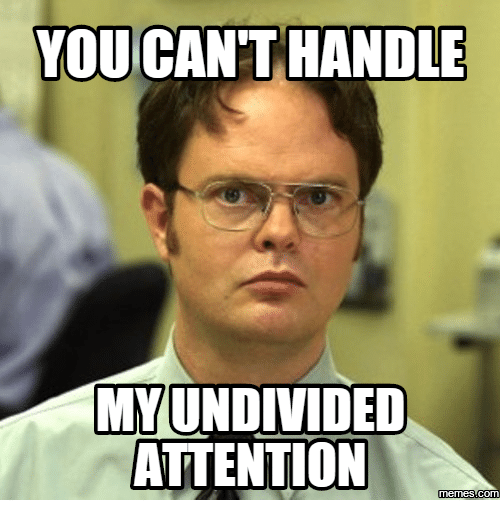 you can thandle my undivided attention memes com 14247476 you can thandle my undivided attention memes com attention meme