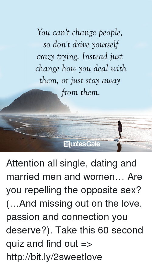 Dating for dummies quotes on change