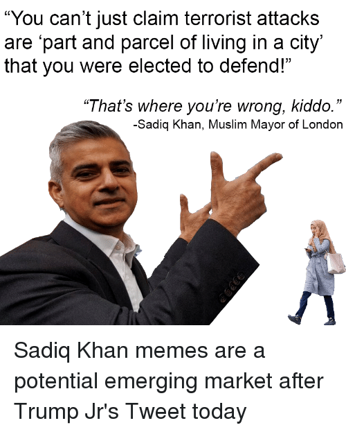 you cant just claim terrorist attacks are part and parcel 17354169 you can't just claim terrorist attacks are part and parcel of