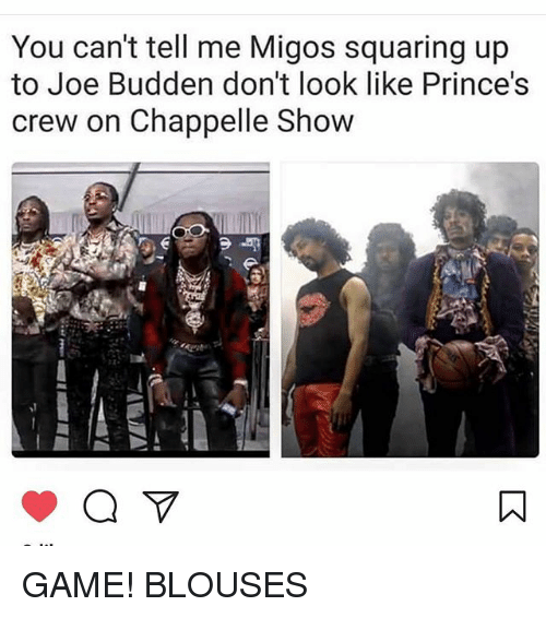 You Can T Tell Me Migos Squaring Up To Joe Budden Don T Look