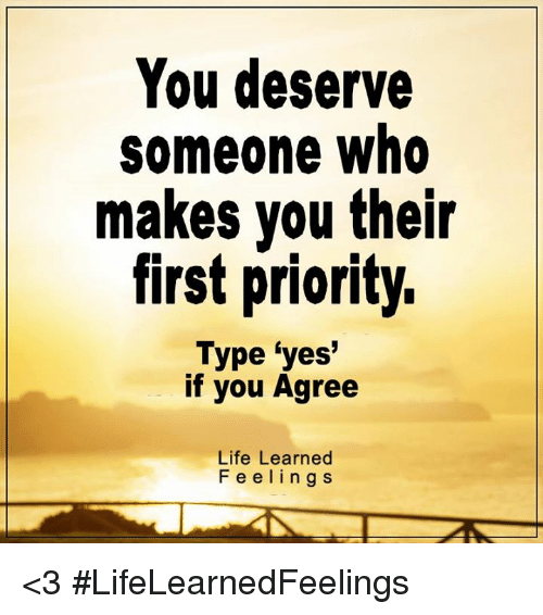 First priority life