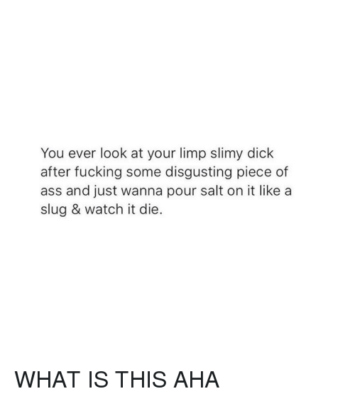 Big slimmy dicks