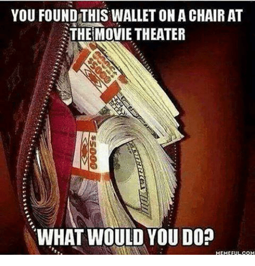 What Would You Do Meme