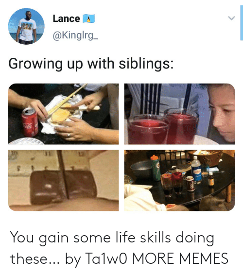 Dank, Life, and Memes: You gain some life skills doing these… by Ta1w0 MORE MEMES