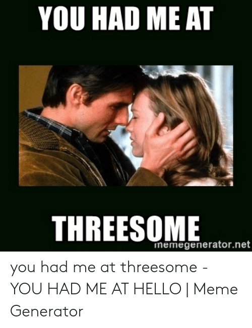 threesome movie