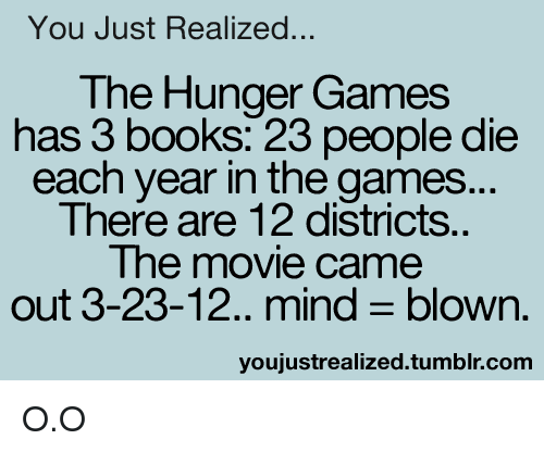 12 districts in the hunger games