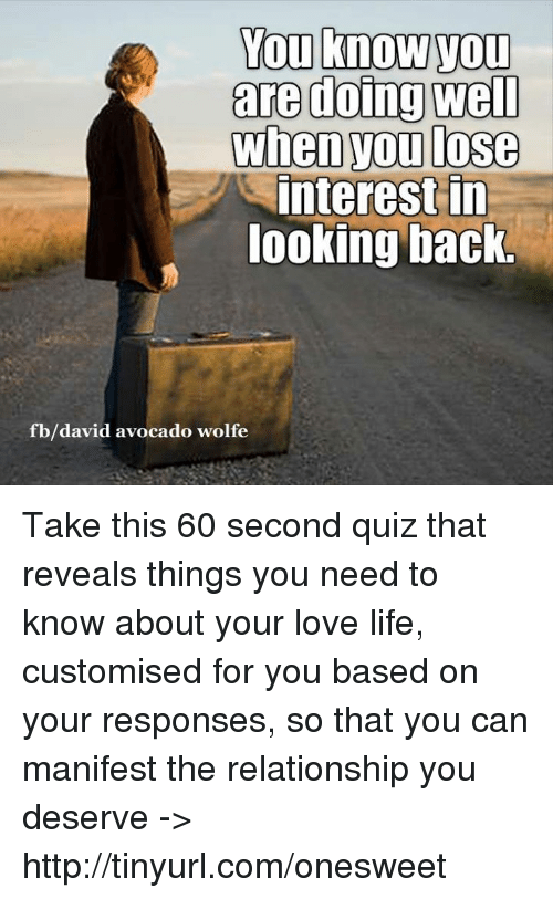Life, Love, and Memes: You know you are doing well whenyo interest in