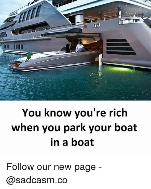 how to know when your rich