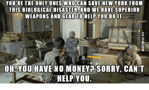 you re the only ones who can save new york 13855972 ✅ 25 best memes about the division funny the division funny memes,The Division Memes