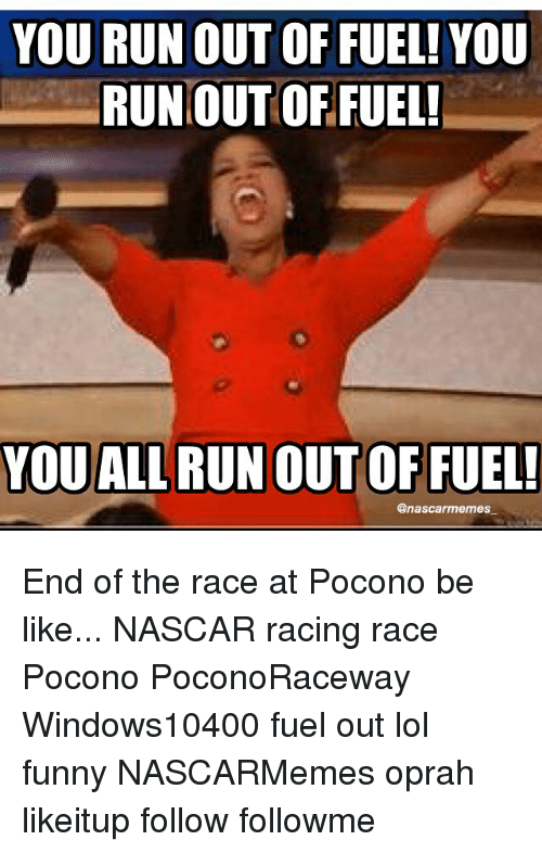 25 Best Memes About Nascar Running Lol And Funny Nascar