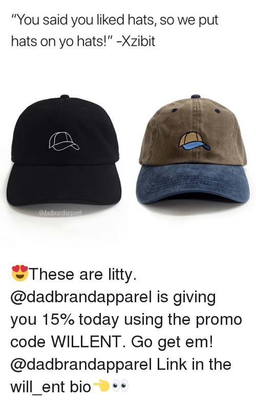6bca5c412 You Said You Liked Hats So We Put Hats on Yo Hats! -Xzibit 😍These ...