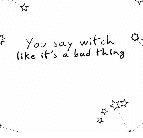 Bad, You, and Like: You say wifch  like if's a bad Hhinja