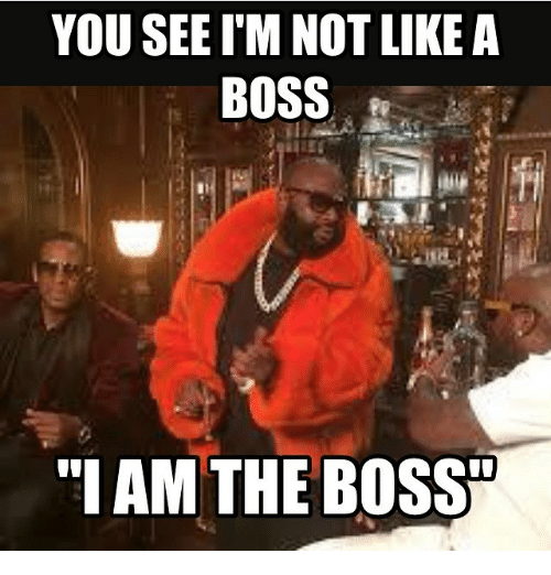 0db0de92 Memes, 🤖, and Boss: YOU SEE IMNOTLIKE A BOSS