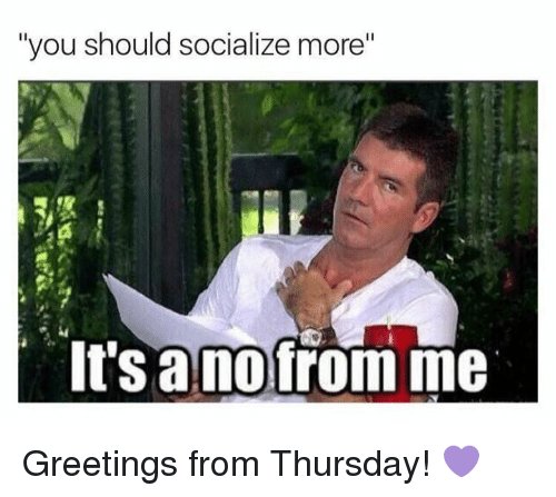 you should socialize more its a no from me greetings 5147069 ✅ 25 best memes about its a no from me its a no from me memes