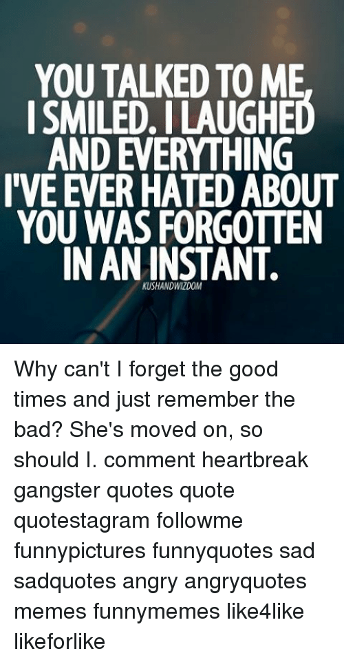 Gangster Quote
