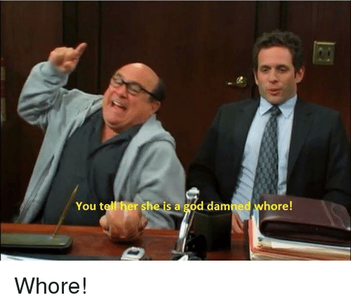 Whore or hore