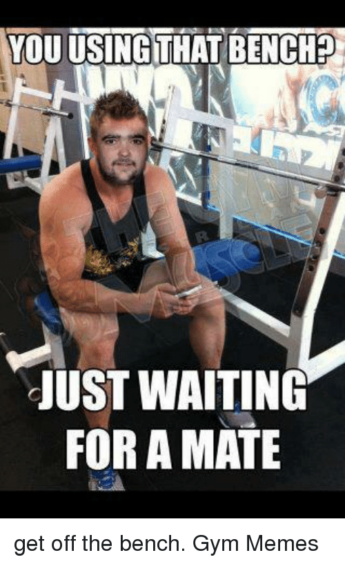 Waiting for a mate
